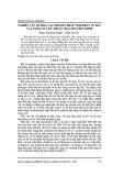 Nghiên cứu số hóa các phương pháp tính phần tử bắn và lượng sửa kỹ thuật trận địa Pháo binh