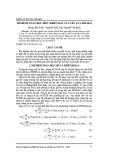 Mô hình toán học điều khiển bay của tên lửa đối hải
