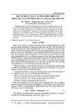 Một số thuật toán ứng dụng điều khiển NPC trong bài toán mô phỏng huấn luyện rà phá bom mìn