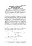 Mô hình động học chuyển động của phương tiện ngầm