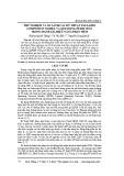 Thử nghiệm và so sánh các kỹ thuật Palladio Component Model và Queueing Petri Nets trong đánh giá hiệu năng phần mềm
