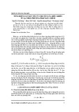 Tổng hợp luật dẫn tối ưu cho tên lửa điều khiển từ xa theo phương pháp dẫn 3 điểm
