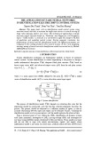 The application of NARX neural networks in identification electric drive control system