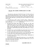 Thủ tục đăng ký hệ thống thang bảng lương