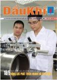 Tạp chí Dầu khí - Số 05/2014