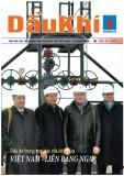 Tạp chí Dầu khí - Số 11/2012