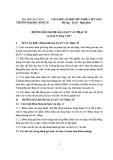 Hướng dẫn đánh giá luận văn Thạc sĩ - Đại học Đà Nẵng