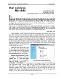 Phần mềm tự do MarcEdit