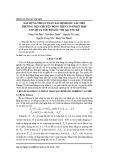 Xây dựng thuật toán xác định góc lắc cho phương tiện chuyển động trên cơ sở kết hợp con quay tốc độ góc với gia tốc kế