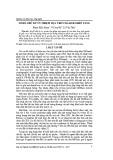 Sơ đồ chữ ký ủy nhiệm dựa trên mã bch ghép tầng