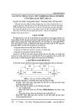 Xây dựng thuật toán, thử nghiệm đánh giá mô hình cứng hóa giao thức IKEv2.0