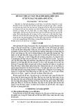 Đề xuất thuật toán trao đổi khóa hiệu quả sử dụng mật mã khóa đối xứng