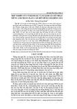 Một nghiên cứu về đánh giá và so sánh các kỹ thuật nhúng ảnh trong mạng cảm biến hình ảnh không dây