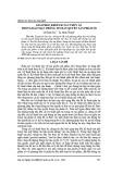 Giải pháp khuếch tán thủy ấn trong bảo mật thông tin bản quyền sản phẩm số