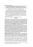 Một số tấn công lên lược đồ chữ ký số GOST R 34.10-2012 dựa trên thuật toán rút gọn cơ sở lưới LLL