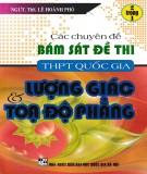 Lượng giác và tọa độ phẳng - Chuyên đề bám sát đề thi THPT Quốc gia: Phần 2