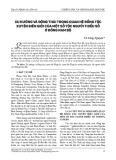 Xu hướng và động thái trong quan hệ đồng tộc xuyên biên giới của một số tộc người thiểu số ở Đông Nam Bộ