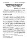 Chủ trương, chính sách của Đảng và Nhà nước đối với đồng bào Khmer trong thời gian qua thực trạng và những vấn đề đặt ra