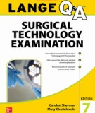 Surgical technology examination with lange Q&A (Seventh edition): Part 2