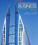 A managerial perspective in international business (Eighth edition): Part 1