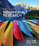 Behavioral research and methods (Thirteenth edition): Part 2