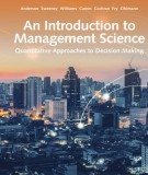 an introduction to management science (15/e): part 1