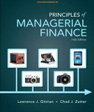 Finance managerial and principles (Fourteenth edition): Part 2