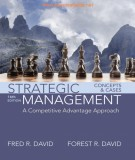Concepts and cases in strategic management (Sixteenth edition): Part 1