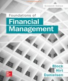 Management financial - Foundations theory (Sixteenth edition): Part 1