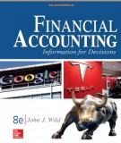 Information for decisions in financial accounting (8th edition): Part 1