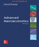 Macroeconomics advanced (Fifth edition): Part 2