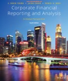 Financial analysis and reporting in business operations corporate: Part 1