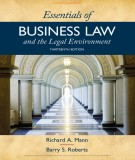 Business law and the legal environment with essentials factors (Thirteenth edition): Part 2