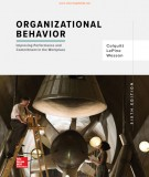 Improving performance and commitment in the workplace with organizational behavior (Sixth edition): Part 2