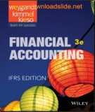 Financial accounting (Third edition): Part 1