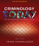 Integrative introduction about criminology today (Eighth edition): Part 1