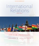 International relationships (Eleventh edition): Part 1