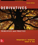 Principles and practice in Derivatives (Second edition): Part 1