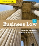 Principles and practices in business law (Ninth edition): Part 2