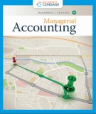 Principles accounting managerial (15th edition): Part 1