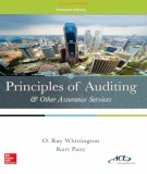 Assurance services in principles of auditing (Twentieth edition): Part 2