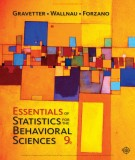 The behavioral sciences and essentials of statistics (Ninth edition): Part 1