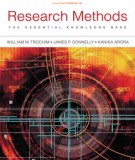 The essential knowledge base in research methods: Part 1