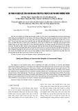 An toàn và hiệu lực của vacxin Han-Streptila trên cá rô phi nuôi thương phẩm