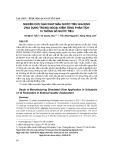 Nghiên cứu sản xuất mẫu nước tiểu giả định ứng dụng trong ngoại kiểm tổng phân tích 10 thông số nước tiểu