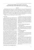 Đánh giá sinh trưởng phát triển và năng suất một số dòng đậu tương nhập nội tại Gia Lâm, Hà Nội