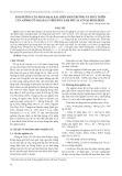 Ảnh hưởng của phân đạm, kali đến sinh trưởng và phát triển của giống ớt Solar 135 trên đất xám phù sa cổ tại Bình Định