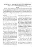 Hiệu quả của chất chiết xuất thô từ cây dã quỳ (Tithonia diversifolia) kháng tuyến trùng và nấm bệnh hại cây cà phê