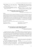 Kết quả đánh giá và thử nghiệm đồng ruộng các giống đậu tương tại Mô-Dăm-Bích