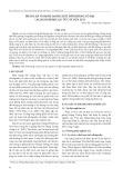 Phân lập và định danh chất đối kháng cỏ dại (Allelochemical) từ cây dưa leo